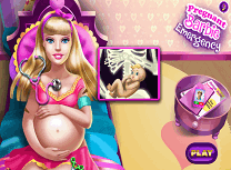 Gravida Barbie la Urgente
