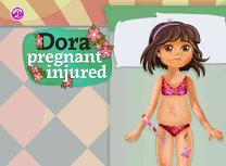 Gravida Dora Este Ranita