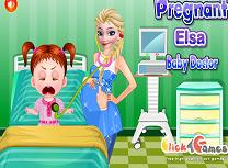 Gravida Elsa Doctor de Copii