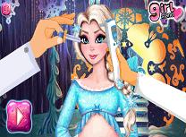 Gravida Elsa la Oftalmolog