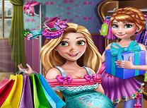 Gravida Rapunzel Cumparaturi
