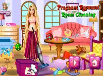 Gravida Rapunzel Curata Camera