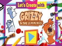 Grizzly si Lemingii de Creat