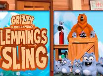 Grizzly si Lemingii de Memorie
