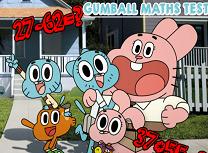 Gumball Test la Matematica