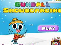 Gumball cu Snowboardul