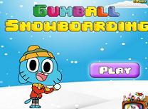 Gumball cu Snowboardul 2