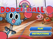 Gumball la Dodge Ball