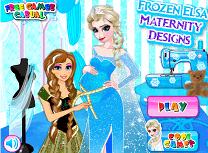 Haine Pentru Gravida Elsa
