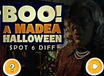 Halloween cu Madea Diferente