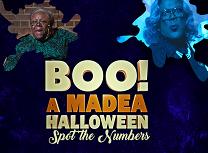 Halloween cu Madea Numere Ascunse