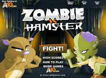 Hamster Vs Zombie