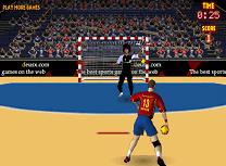 Jocuri cu Handbal