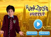 Hank Zipzer de Facut Puzzle