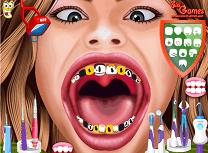 Hannah Montana la Dentist