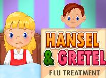 Hansel si Gretel cu Gripa