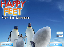 Happy Feet Diferente