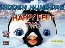 Happy Feet Numere Ascunse