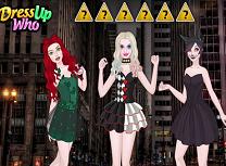 Harley Quinn si Prietenele