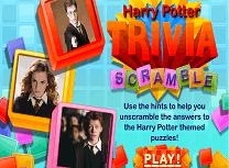Harry Potter Cuvinte