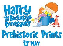 Harry si Urmele de Dinozaur