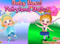 Hazel Balet in Lumea Zanelor