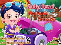 Hazel Costum de Mecanic