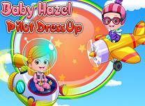 Hazel Costume de Pilot