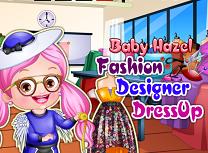 Hazel Designer de Moda