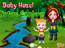 Hazel Exploreaza Natura