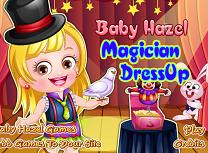 Hazel Magician