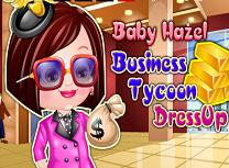 Hazel Magnat al Afacerilor