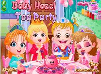 Hazel Petrecere cu Ceai