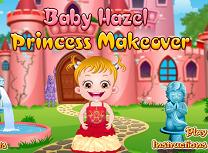 Hazel Pregatiri de Printesa