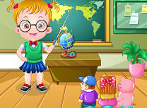 Hazel Profesoara