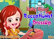 Hazel Receptionista