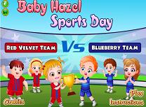 Hazel Ziua Sportului
