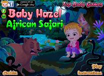 Hazel in Africa
