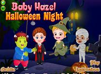 Hazel in Noaptea de Halloween