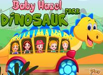 Hazel in Parcul Dinozaurilor
