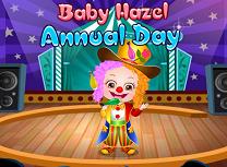 Hazel la Festivitate