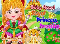 Bebelusa Hazel Printesa