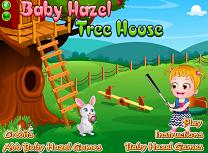 Hazel si Casa Din Copac