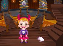 Hazel si Castelul de Halloween