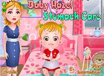 Hazel si Durerea de Stomac