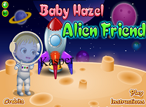 Hazel si Extraterestrul