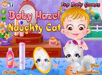 Hazel si Pisicuta