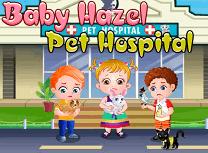Hazel si Spitalul de Animale