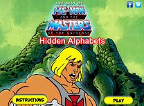 He-Man Litere Ascunse