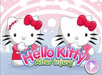 Hello Kitty Accidentul